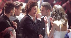 Harry Styles BRIT Awards 2013