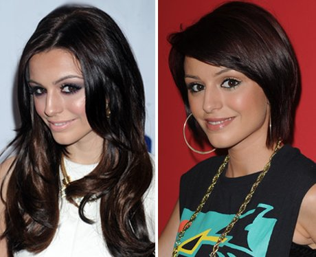 Cher Lloyd with Long or Short hair
