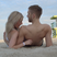 Image 8: Calvin Harris and Ellie Goulding on a beach
