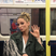11. Sarah Harding Is Forced To Take The Tube Following A Driving Ban