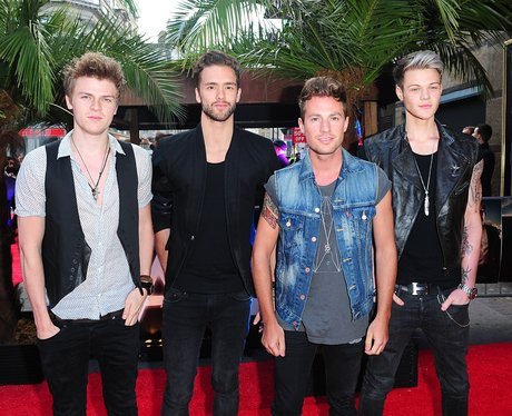 Lawson 'The Hangover 3 Premiere'