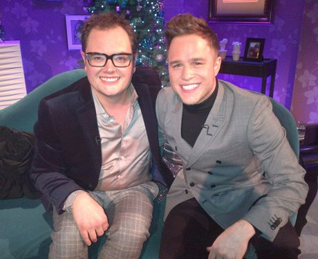 Olly Murs And Alan Carr