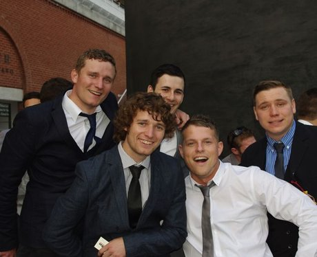 Goodwood 3 Friday Nights - The Boys