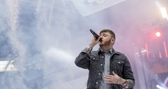James Arthur at the Summertime Ball 2013