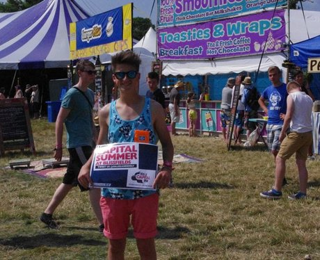 Blissfields 2013 - Stylish Men