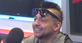 Sean Paul in the Capital studio