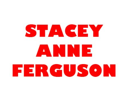 fergie real name