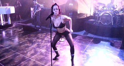Lady Gaga iTunes Festival 2013 Rehearsal