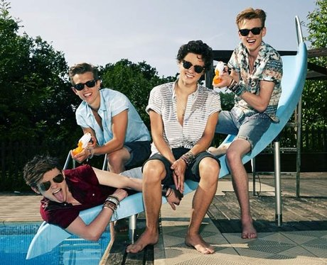 The Vamps 2013 promo pic Facebook
