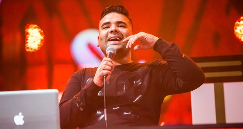 Naughty Boy Confirmed For Jingle Bell Ball 2013 By The X Factor ...