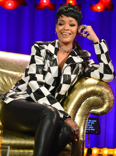 Rihanna on Alan Carr's Chatty Man