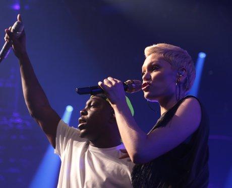 Jessie J and Dizzee Rascal iTunes 2013