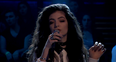 Lorde On Jimmy Fallon