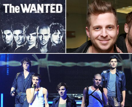 The Wanted and Ryan Tedder
