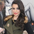 Cher Lloyd attends 'Cher Lloyd CoolHause Ice Cream