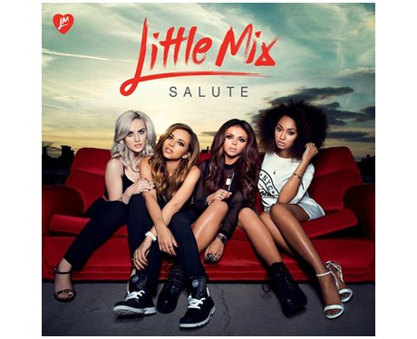 Little Mix 'Salute'