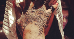 Rihanna New Tattoo Instagram