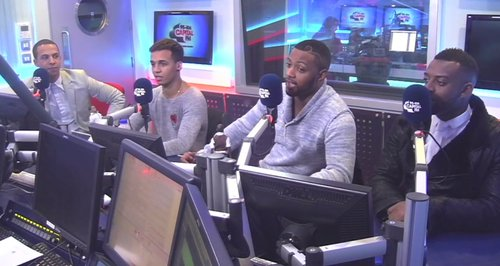 JLS Webchat Video