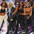 Little Mix perform on the X Factor