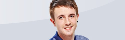Capital FM presenter Callum Gallacher