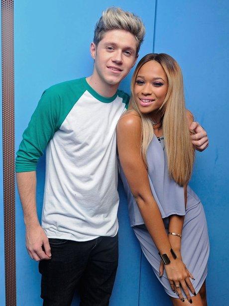 Niall Horan and Tamera