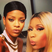 Image 6: Rihanna and Nicki Minaj pose together
