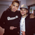 12. Rudimental's Kesi hangs out backstage with J Cole at his show before their #CapitalJBB performance.