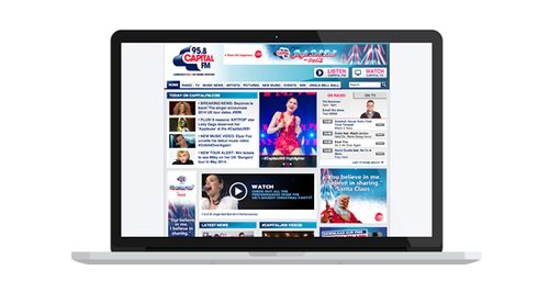 Capital FM Listening Online