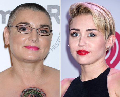 Sinead O Connor & Miley Cyrus