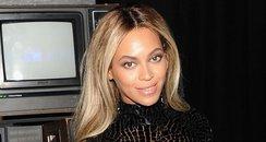 Beyonce Album Launch