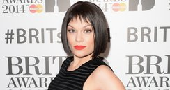 Jessie J BRIT Award Nominations 2014