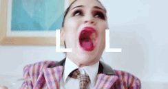 Jessie J Laughing