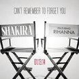 Rihanna Shakira Single Artwork