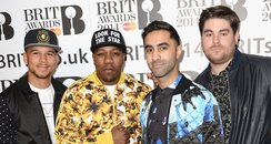 Rudimental BRIT Award Nominations 2014