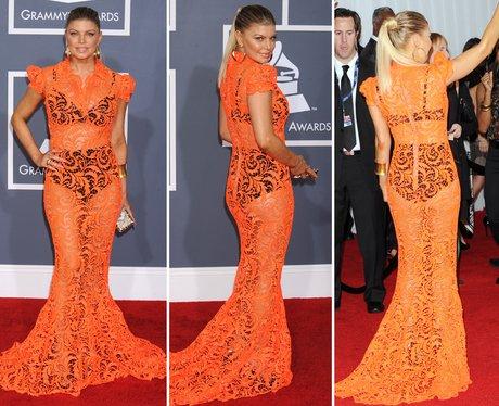 Riskiest Outfits: Fergie