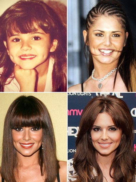 Celebrity Transformations: Cheryl Cole