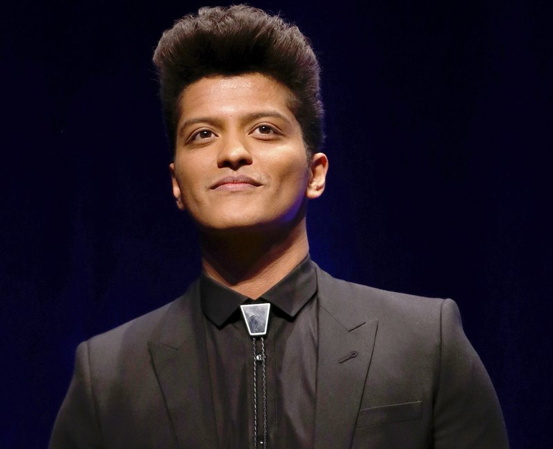 Bruno Mars Super Bowl 2014