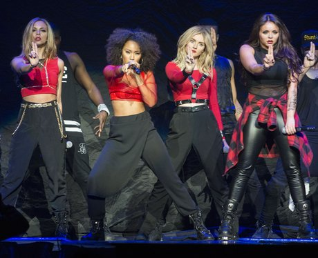 Little Mix support Demi Lovato on tour