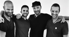 Coldplay 2014. Photo: Anton Corbjin
