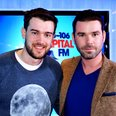 Jack Whitehall with Dave Berry