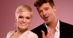 Jessie J Robin Thicke Calling All Hearts Music Vid