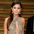 Selena Gomez Vanity Fair Oscars Party 2014