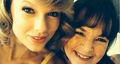 Taylor Swift and Ina Garden