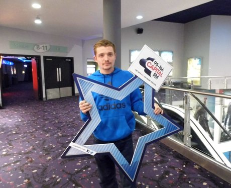 Captain America at Cineworld Didsbury