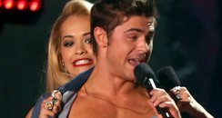 Rita Ora Zac Efron MTV Movie Awards 204