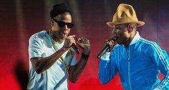 Jay-Z Pharrell Coachella 2014