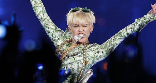 Miley Cyrus Bangerz UK Tour