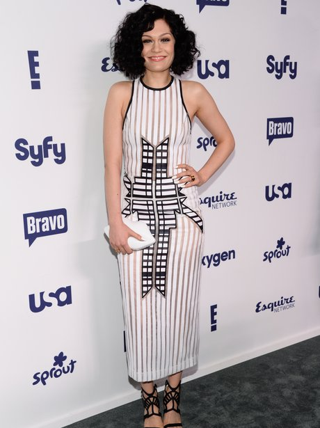 Jessie J attends the NBCUniversal Cable Entertain