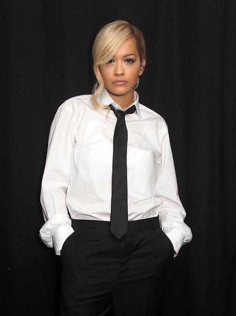 Rita Ora performs at G-A-Y