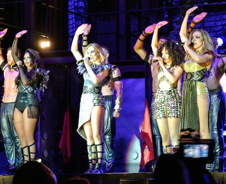 Little Mix launch their 'Salute' UK Tour 2014